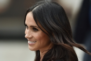The Duchess of Sussex has been doing her own make-up for royal engagements