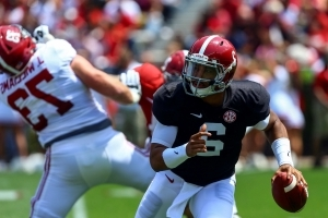 Alabama's QB competition and other top story lines for SEC media days