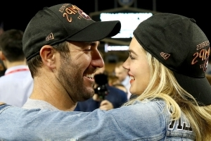 Justin Verlander, Kate Upton expecting first baby
