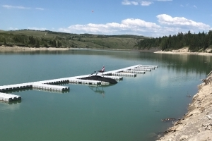 Infant, toddler among 10 pulled from Ghost Lake Reservoir after boat capsizes