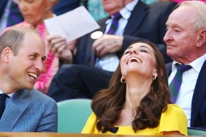 Kate Middleton and Prince William Have a Daytime Date at One of Their Favorite Events — Wimbledon!