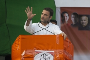 My father lived and died for India, 'Sacred Games' can't change that, says Rahul Gandhi