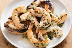 Grill shrimp without drying them out or busting your budget