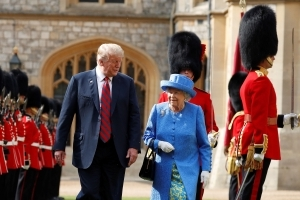 In TV interview, Trump says queen called Brexit 'complex'
