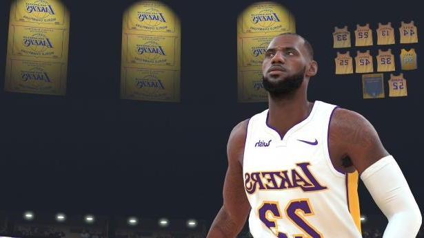Sport: LeBron James reacts to 'NBA 2K19' rating: Not bad