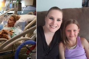 Indiana Mom Gives Kidney to 8-Year-Old Girl She Met at Vacation Bible School