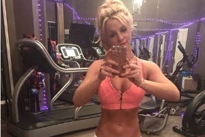 The Treadmill Workout That Helps Britney Spears Build Serious Lower-Body Muscle