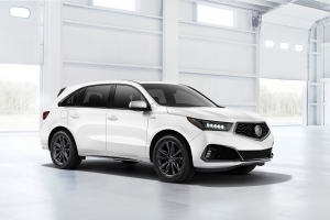 2019 Acura MDX Receives A-Spec Package, Updated Nine-Speed