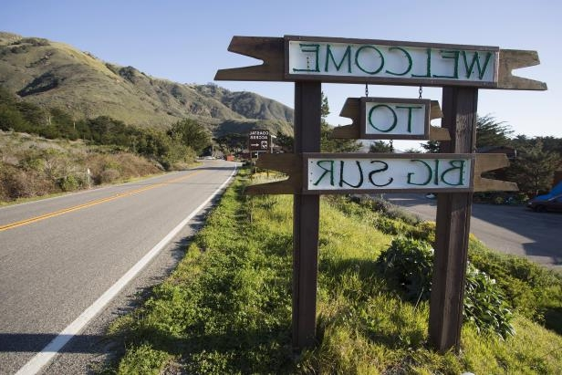 Offbeat: California's scenic Highway 1 fully reopened for the first