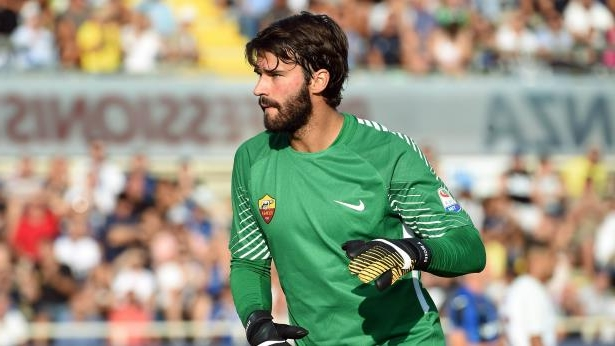 f0e7409e794 Sport: Alisson thanks Roma fans ahead of rumoured Liverpool switch ...