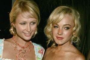 So, Uh, Paris Hilton Just Called Lindsay Lohan a