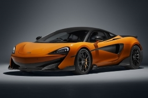 What Makes a Long Tail: More Details on the McLaren 600LT