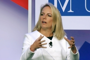 Nielsen: 'Foolish' to think Russia isn't still meddling in U.S. elections