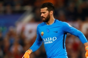 Anfield atmosphere sweetened Alisson on Liverpool