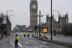 Three life sentences for Westminster knife attack plotter