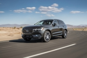 Volvo Moves XC60 Production to Avoid Tariffs on Chinese Imports