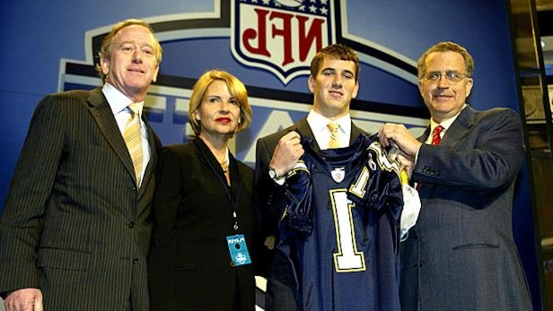 2109d678 Sport: Eli Manning admits he still has one keepsake from his brief ...