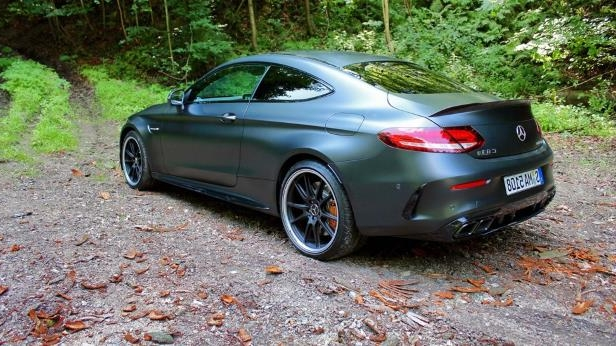 Reviews First Drive 2019 Mercedes Amg C 63 Pressfrom Canada