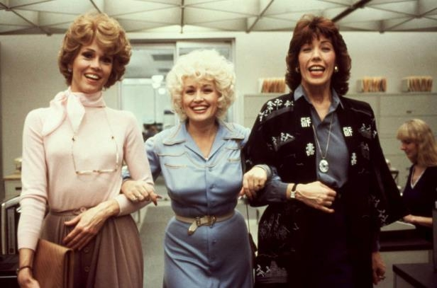 movie 9 to 5 cast