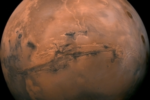 Scientists find the source of all that crazy Mars dust