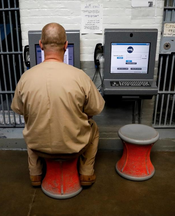 Offbeat: Idaho inmates hacked prison service for $225,000 in