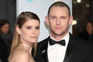 Vegan Kate Mara accepts husband Jamie Bell's meat-eating ways