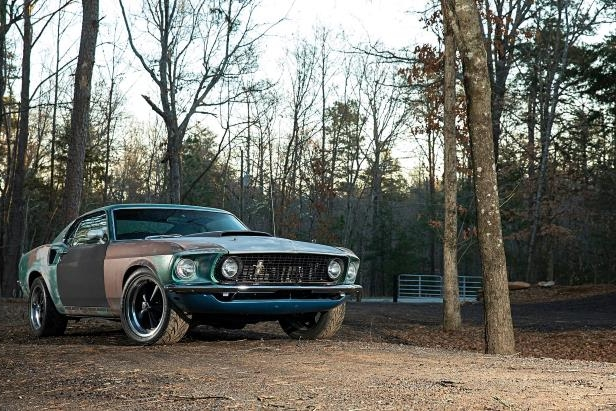Learn These 69 Shelby Mustang Parts {Swypeout}