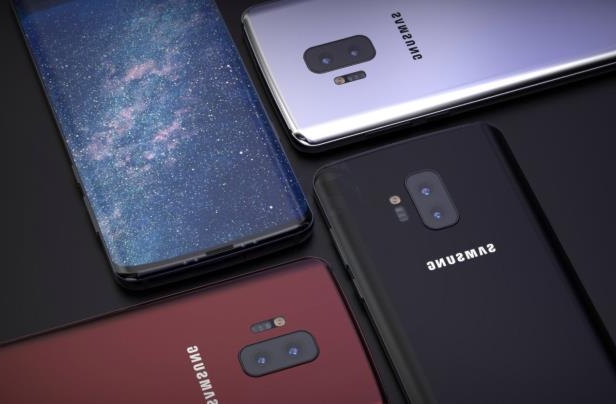 79ff5f0d4ea7f5 ... 10 New Galaxy S 8 features you won   t find on any iPhone ! a close up  of a cell phone
