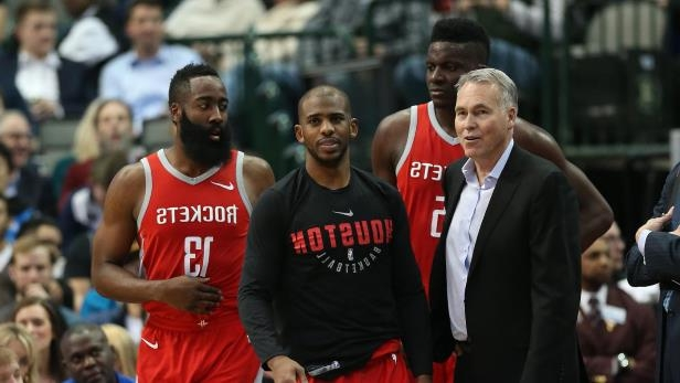 f60522b4e668 Sport  The Rockets stayed great and flexible with their offseason ...