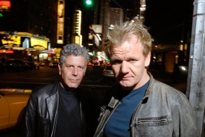 Gordon Ramsay's New Show Is Upsetting Anthony Bourdain Fans