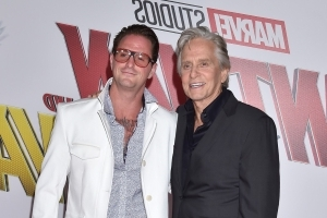 Michael Douglas Talks Son Cameron's 'Nightmare' Battle With Drug Addiction