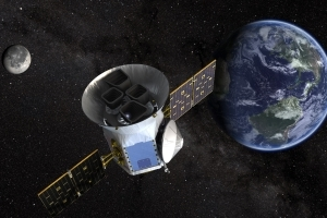 NASA's TESS Spacecraft Has Begun Its Search For Faraway Planets