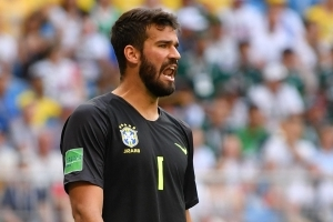 Alisson to make Liverpool debut against Napoli