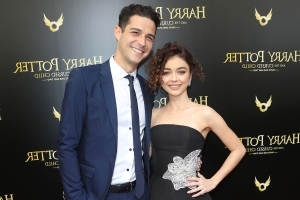 It's Official! Sarah Hyland and Wells Adams Move in Together