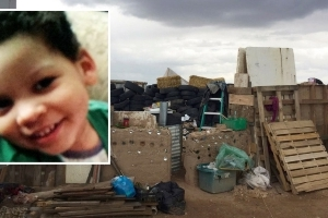 11 kids found on 'filthy' New Mexico compound during search for missing 3-year-old boy, sheriff says