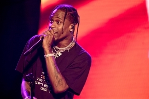 Travis Scott Responds To Transphobia Accusations After Trans Model Amanda Lepore Vanishes From Album Cover
