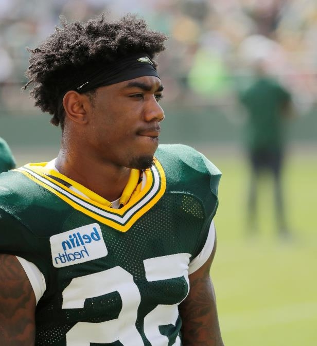 cheap for discount 6ab2c 9fde0 Offbeat: Packers' Ahmad Thomas hopes finding birth parents ...