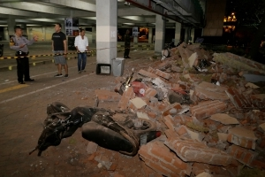 At least 82 killed by 7.0 quake in Indonesia's Lombok, Bali islands