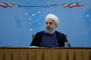Iran's Rouhani dismisses Trump call for talks on eve of new sanctions