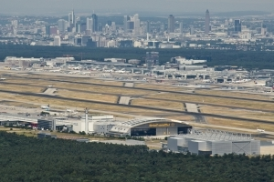 Parts of Frankfurt Airport evacuated due to police action - police