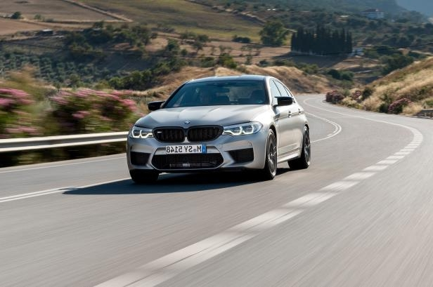 Slide 2 of 79: 2019-BMW-M5-Competition-on-location-28.jpg