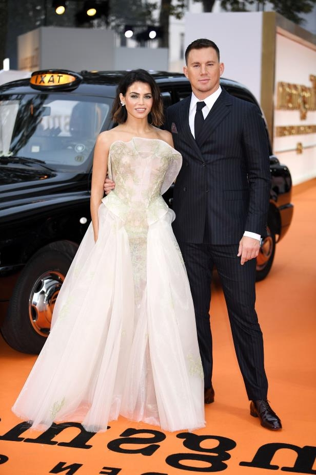 Slide 23 of 92: Fans were devastated to learn on April 2 that Channing Tatum and Jenna Dewan had decided to split after nearly nine years of marriage.