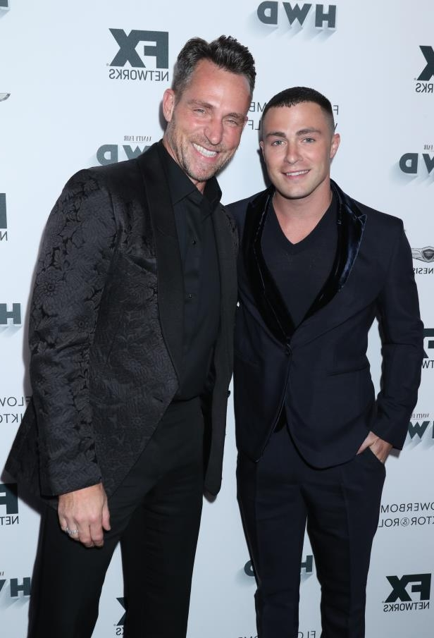 Slide 28 of 92: Colton Haynes and Jeff Leatham split after six months of marriage, TMZ and Us Weekly reported on May 4.