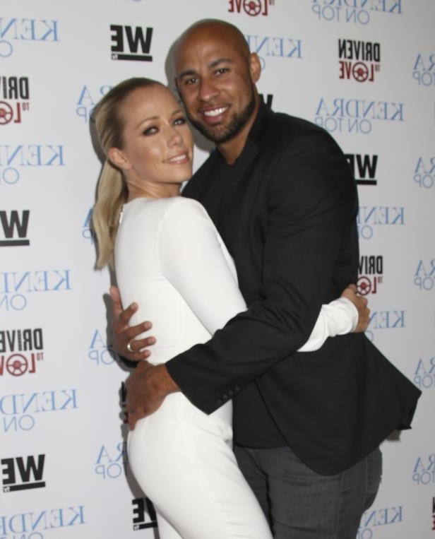 Slide 33 of 92: After days of speculation claiming that her nearly nine-year marriage to Hank Baskett was headed for divorce, Kendra Wilkinson finally confirmed the sad news herself in a tearful Instagram Story post on April 2.