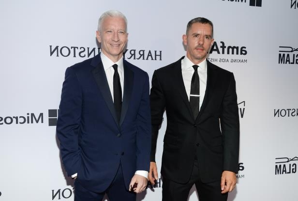 Slide 49 of 92: After nine years as a couple, Anderson Cooper and Benjamin Maisani have ended their romantic relationship, the TV news journalist confirmed to DailyMail.com in mid-March.