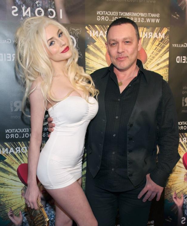 Slide 55 of 92: Reality TV personality Courtney Stodden and