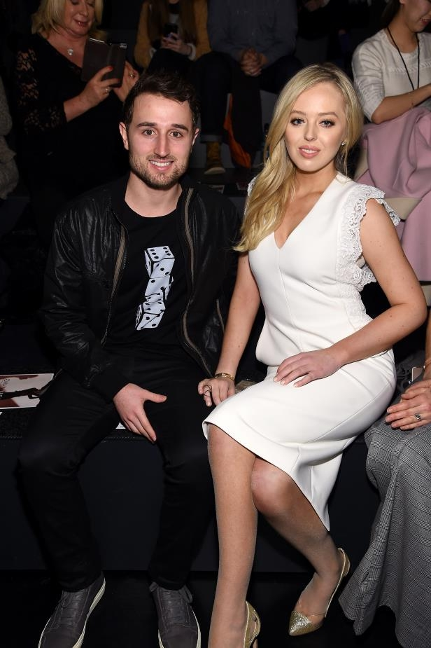Slide 58 of 92: Another Trump couple has also called it quits. Tiffany Trump, who's President Donald Trump's daughter with second wife Marla Maples, quietly split from her boyfriend of two years, Ross Mechanic, sometime last year, Us Weekly reported on March 21. A source told Us that the pair's breakup was