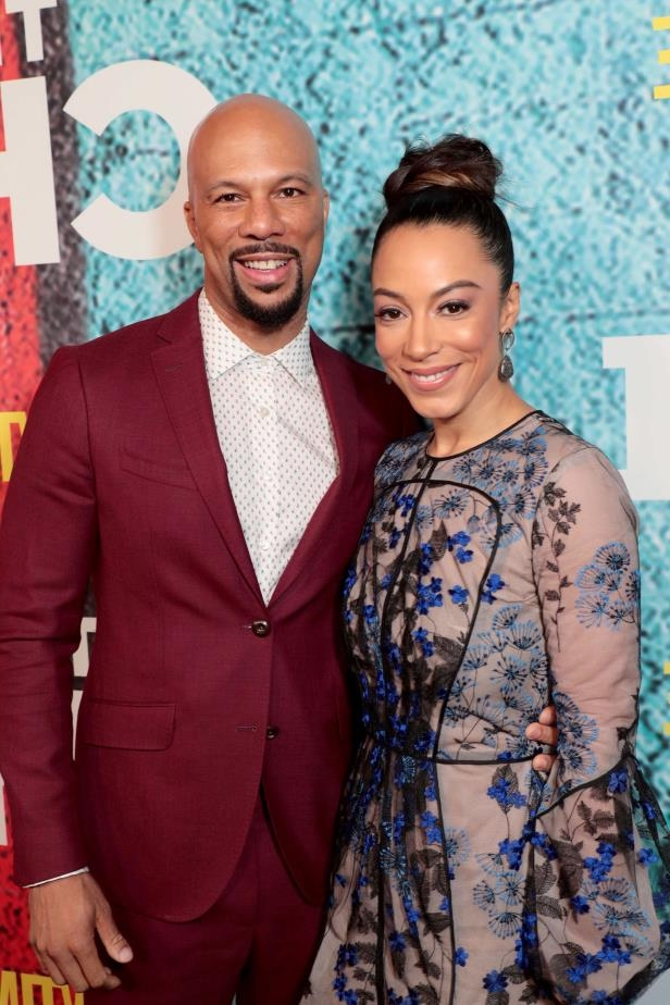 Slide 64 of 92: On March 8, Page Six revealed that Common and Angela Rye had called it quits. The Oscar-winning rapper-actor and the CNN correspondent and activist first stepped out as a couple in the summer of 2017. Angela confirmed the breakup, though made it pretty clear there are no hard feelings.