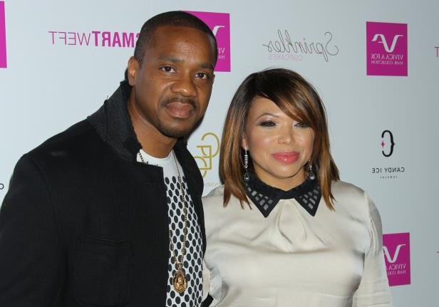Slide 73 of 92: Tisha Campbell-Martin's 22-year marriage to Duane Martin is over. She filed for divorce on Feb. 22, though TMZ revealed that they separated in December 2016.
