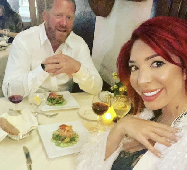 Slide 84 of 92: Farrah Abraham moves fast. Just a week after she publicly confirmed she was dating stuntman Aden Stay -- who dated comedy star Rebel Wilson in 2017 -- the